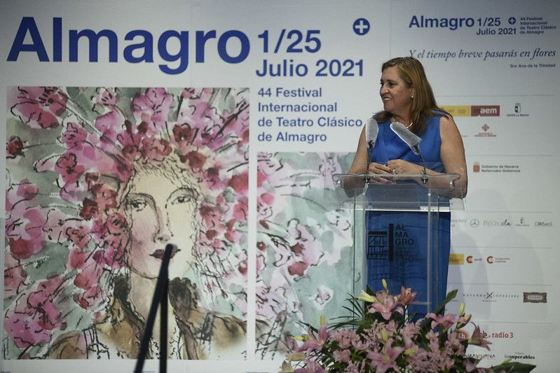 """El Gobierno regional destaca que el Festival de Almagro """"además de unión es compromiso con nuestra historia y con nuestra identidad"""""""