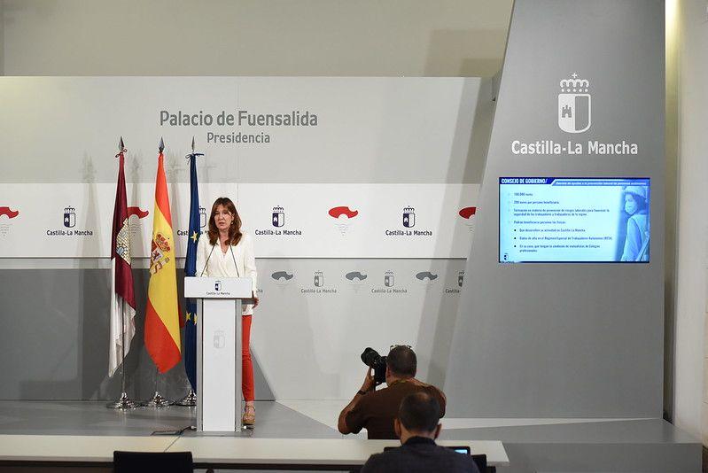 El Gobierno regional aprueba el decreto de concesión de subvenciones directas a personas autónomas para reforzar la seguridad en su entorno laboral