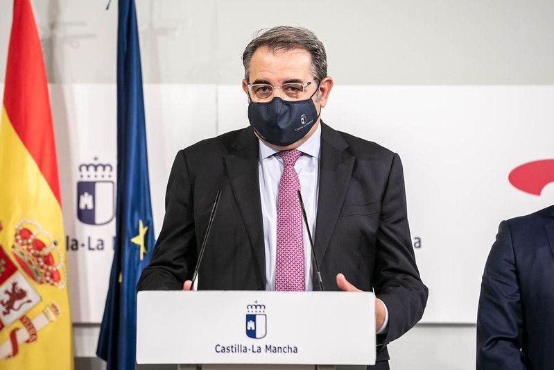 El Gobierno de Castilla-La Mancha marca cuatro hitos en materia sanitaria para Albacete capital