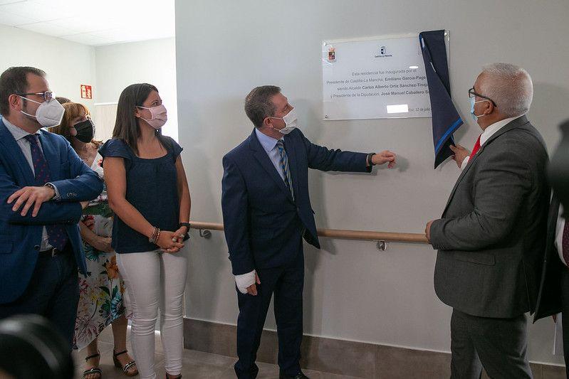"""García-Page celebra que Castilla-La Mancha haya alcanzado hoy la inmunización del 50 por ciento de la ciudadanía """"con doble pauta"""""""