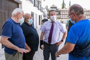 García-Page anuncia un nuevo decreto de ayudas del Contrato Joven dotado con 7,1 millones de euros que beneficiará a más de 1.300 personas