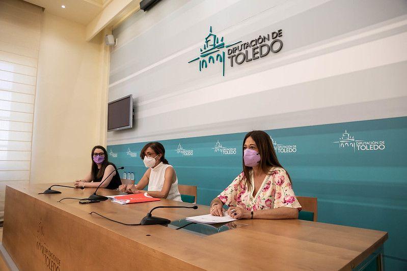 Álvaro Gutiérrez ha destinado 1,2 millones de euros a políticas de igualdad en la provincia de Toledo