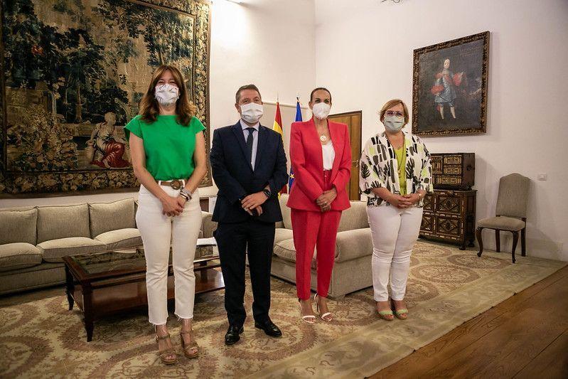 El Gobierno de Castilla-La Mancha ha invertido 100 millones de euros en la capital de Ciudad Real desde el inicio de la legislatura