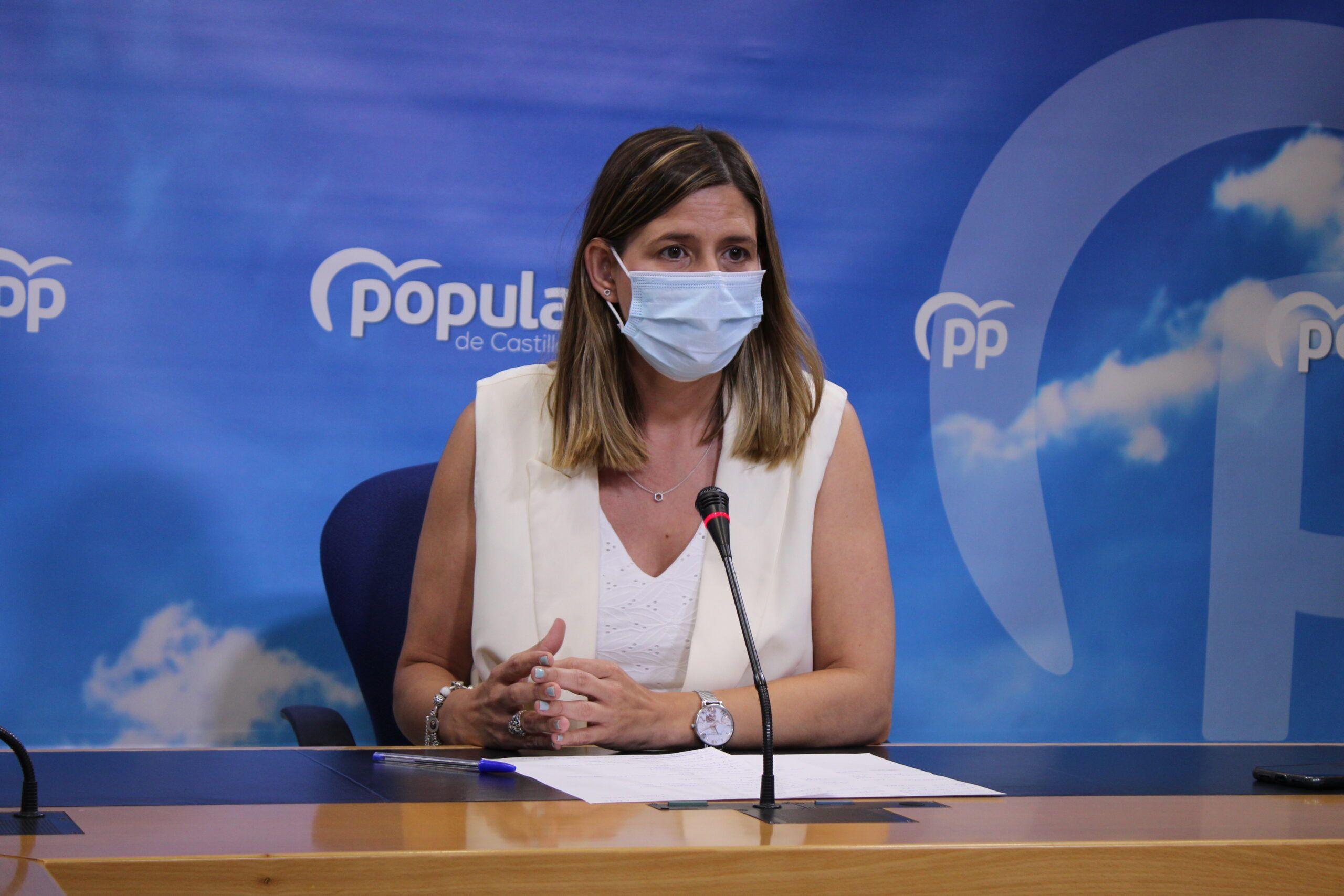 Agudo anuncia que, frente al modelo de los gobiernos socialistas de `freír a impuestos´ a los ciudadanos, el PP ya trabaja en un Programa económico alternativo al de Sánchez y Page
