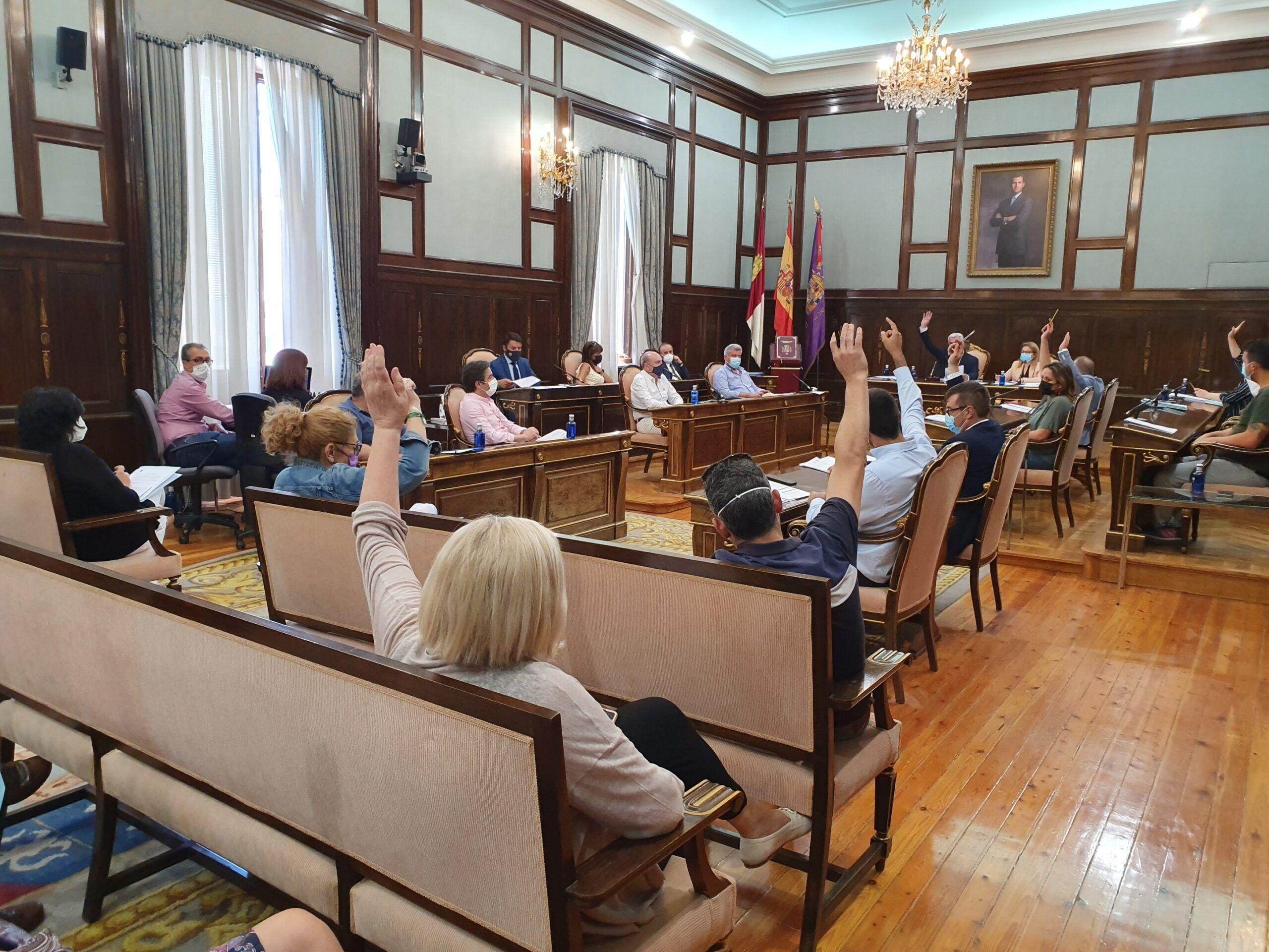 La Diputación colabora con 595.101 € en la reforma del Parque de la Alameda de Sigüenza
