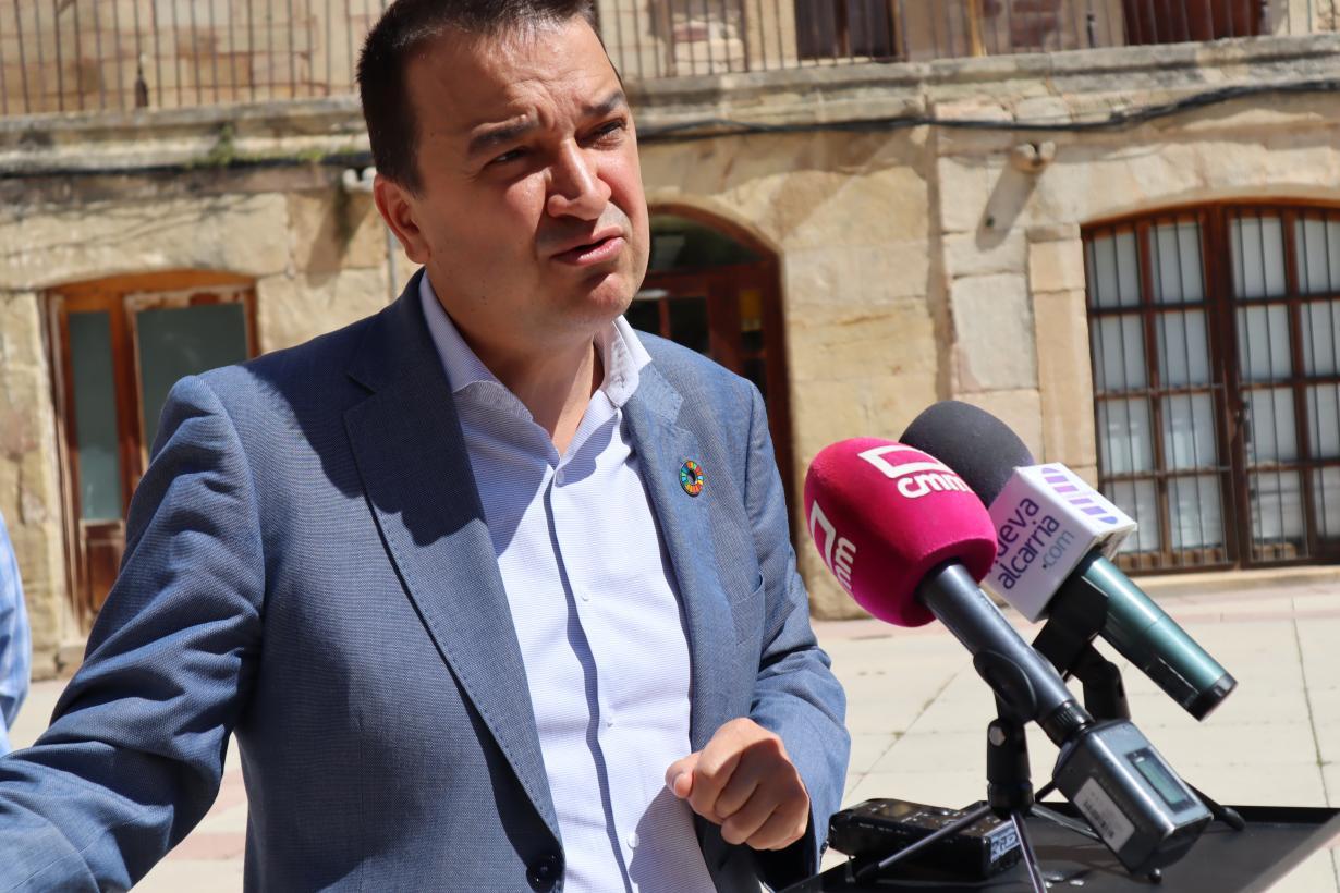 Castilla-La Mancha ha puesto a disposición de los grupos de desarrollo rural más de 180 millones de euros para impulsar el emprendimiento en los pueblos