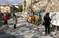 El Paseo del Arte cumple su primer aniversario y lo celebra con teatro y un taller infantil de pintura