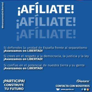 Núñez inicia una campaña de afiliación activa y dinámica tras recibir numerosas peticiones de castellano-manchegos interesados en unirse a la alternativa que representa el PP-CLM