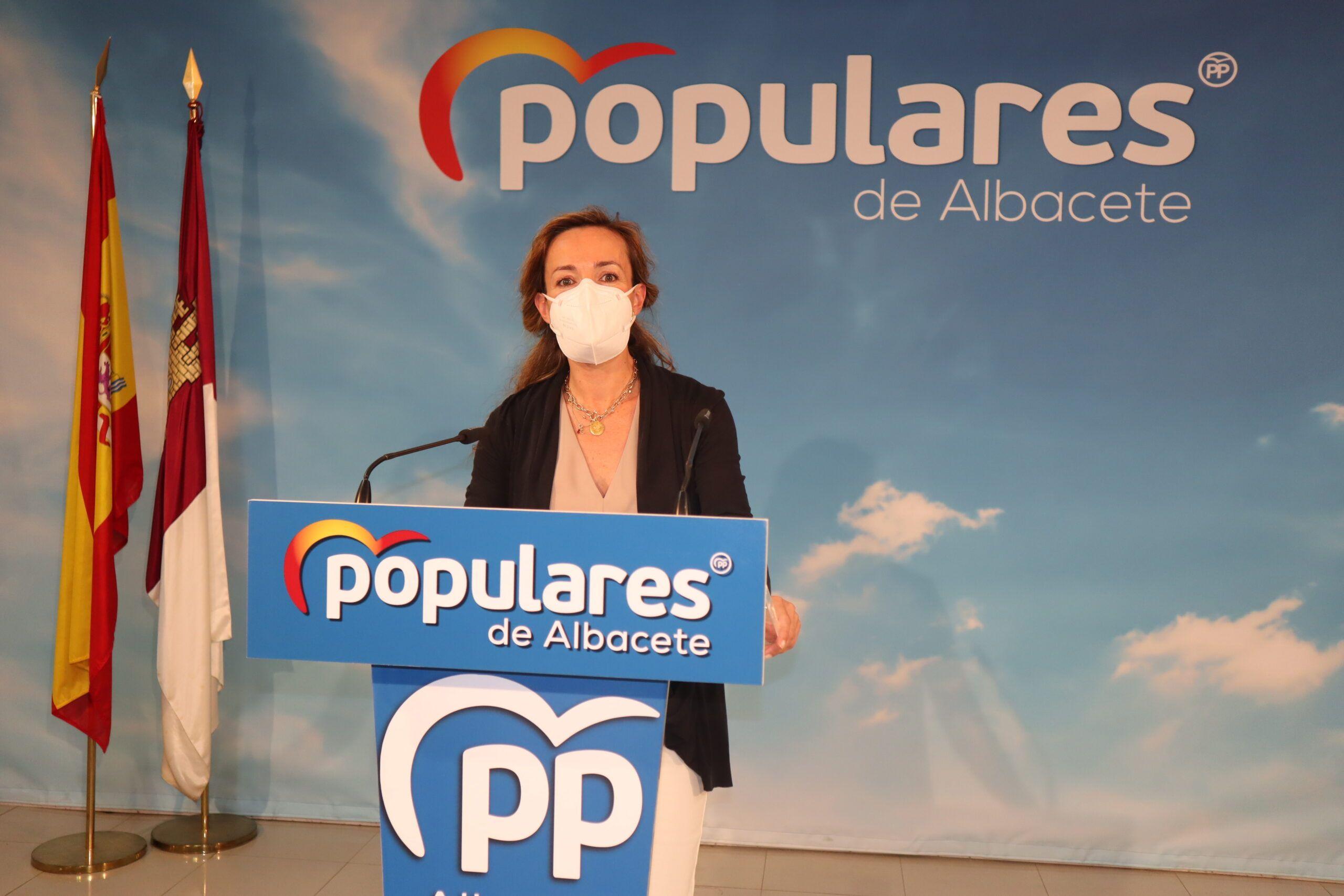 Carmen Navarro exige la dimisión de Pedro Sánchez y la convocatoria de elecciones generales para que los españoles decidan en las urnas el futuro de España