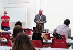 El Gobierno de Castilla-La Mancha programa en Ciudad Real un curso sobre gestión tributaria para técnicos de la Administración regional