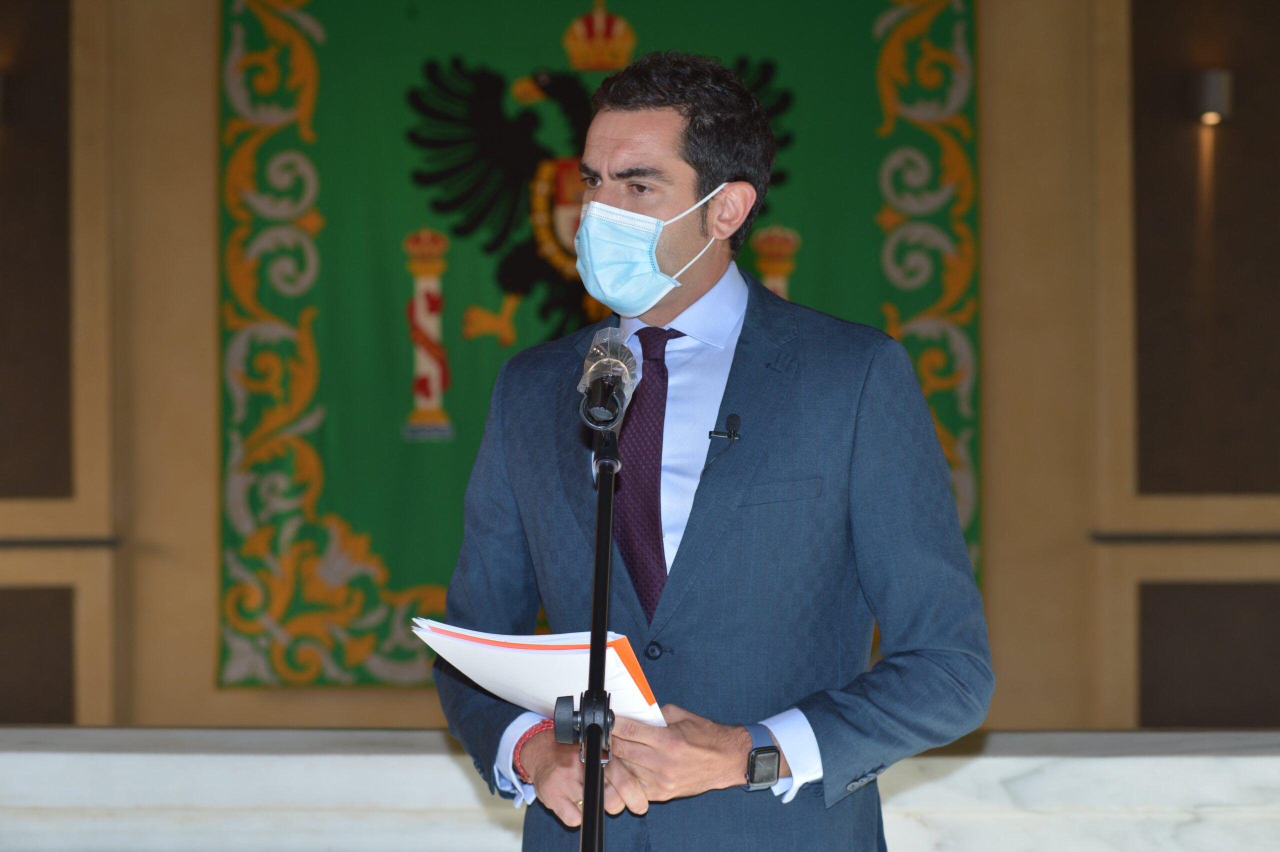 Comendador urge a la Diputación de Toledo a elaborar un