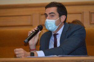 Cs Toledo pide explicaciones a la Diputación sobre los cambios relativos a un puesto directivo en el Consorcio Provincial de Bomberos