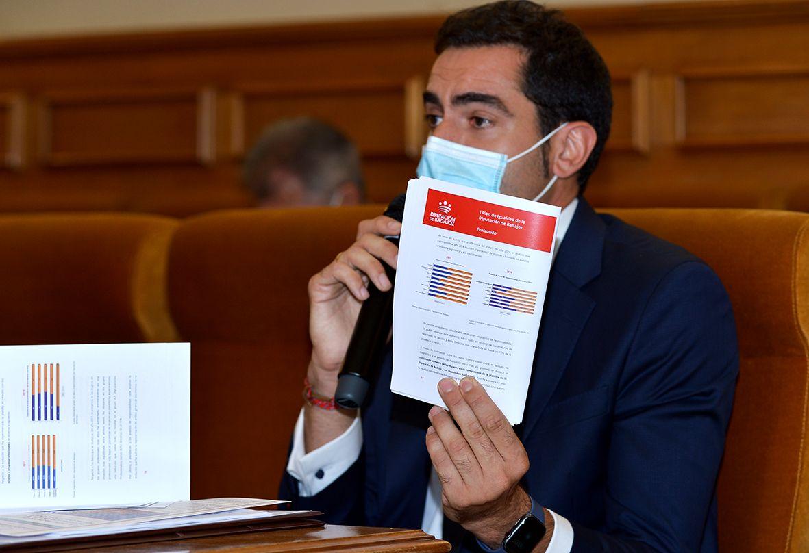 Comendador pide al presidente de la Diputación de Toledo su implicación para conseguir que el Hospitalito del Rey sea residencia de mayores