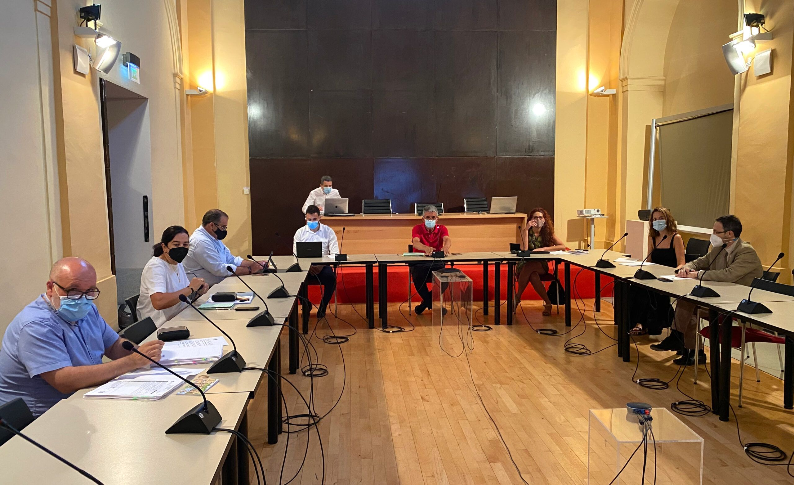 El Pleno ratificará la extinción del contrato del PAU de Vega Baja para anular la construcción de viviendas en este entorno