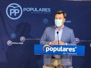 Congosto pide explicaciones a Page por las adjudicaciones de contratos de 670.000 euros al socialista Francisco Pardo