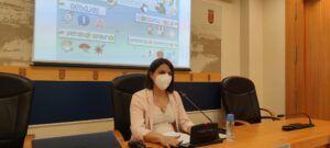 Marta Ramos destaca el compromiso del equipo de Gobierno con el comercio local
