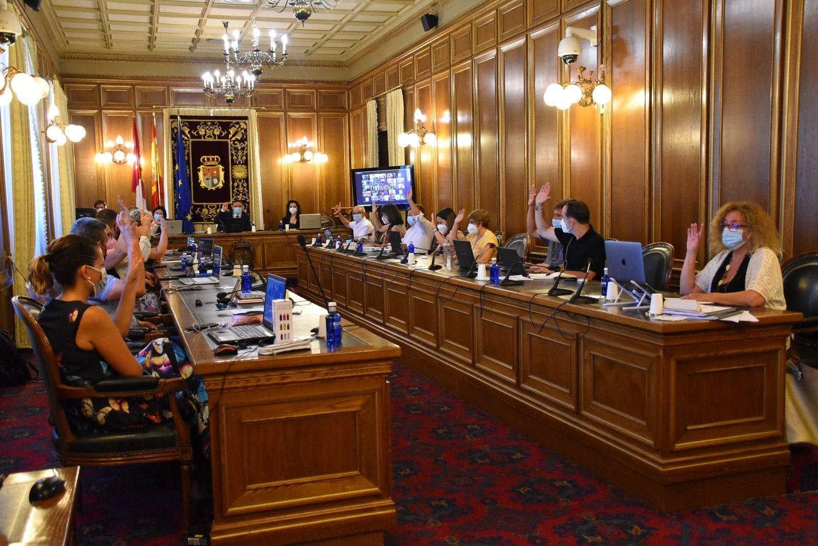 El pleno aprueba el estudio económico-financiero del Parque Científico y Tecnológico que asciende a 16 millones de euros