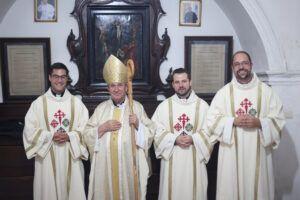 «Una vida de servicio a Cristo y desde Cristo a los hermanos»