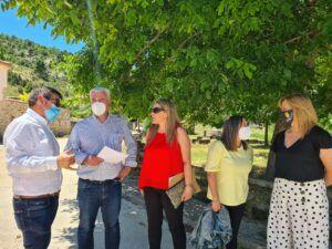 El Recuenco destinará 62.900€ de fondos provinciales a obras hidráulicas y arreglo de calles del municipio
