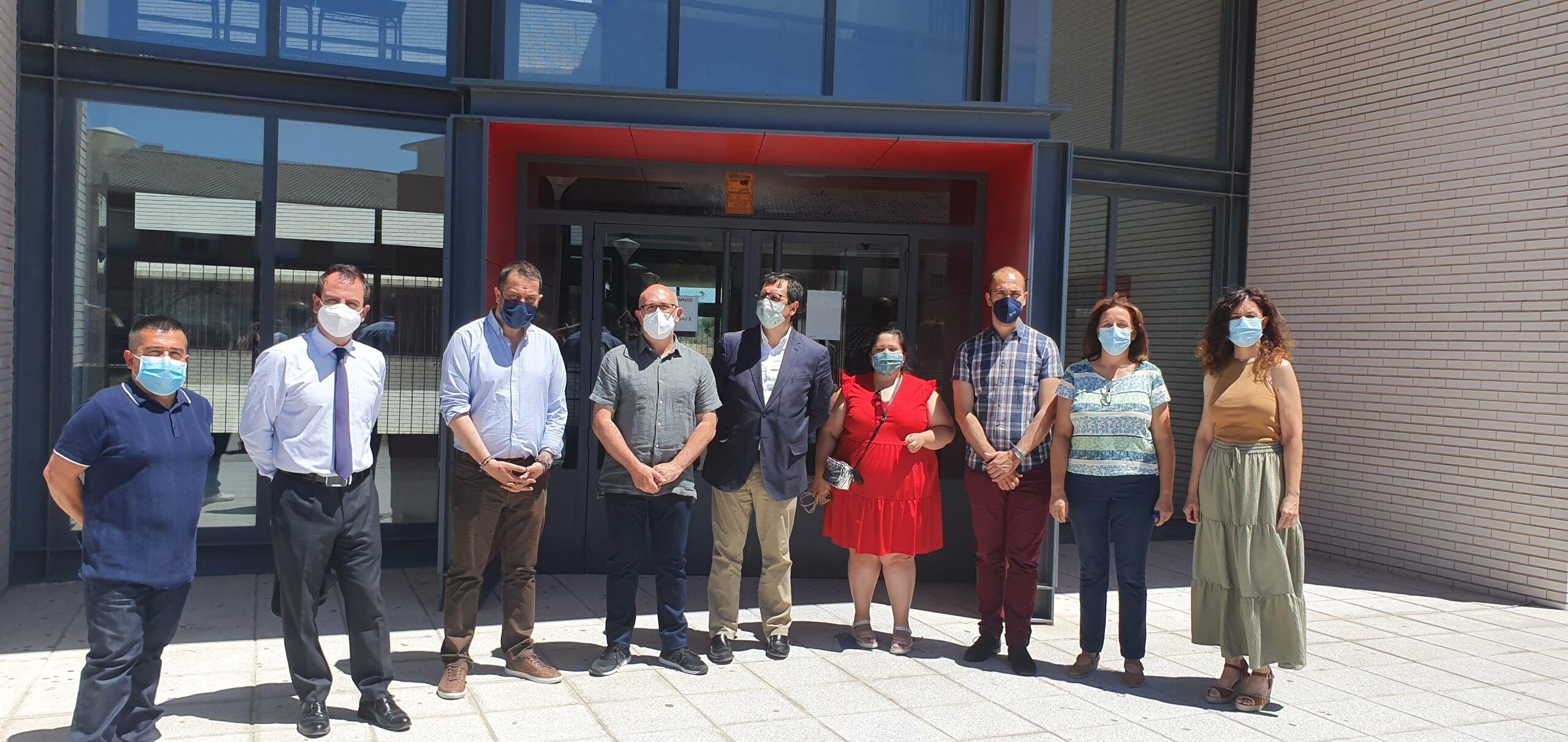 El Gobierno de Castilla-La Manchadestina 388.000euros para acometer la mejora de varios centros educativos de Torrijos