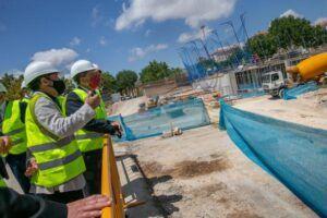 El Centro de Especialidades de Albacete ha realizado cerca de 1.400 consultas en su primera semana en funcionamiento