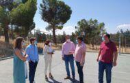 El Gobierno Castilla-La Mancha y el ayuntamiento de Olías del Rey abordan conjuntamente nuevos proyectos medioambientalesEl Gobierno Castilla-La Mancha y el ayuntamiento de Olías del Rey abordan conjuntamente nuevos proyectos medioambientales