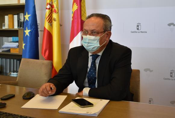 """El Gobierno de Castilla-La Mancha califica de """"agridulce"""" el resultado de la reunión del Consejo de Política Fiscal y Financiera"""