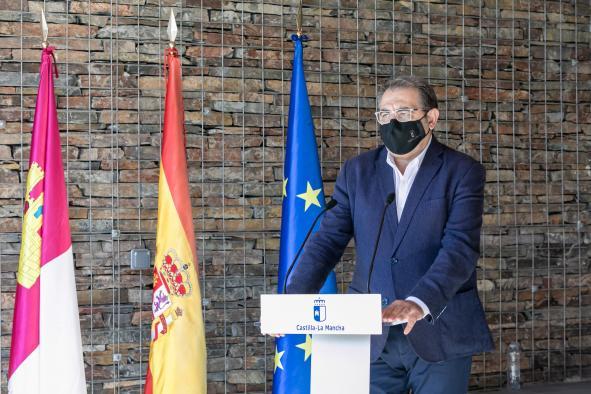 El Gobierno de Castilla-La Mancha pondrá en marcha en las próximas semanas el nuevo Centro de Salud de Alcolea del Pinar