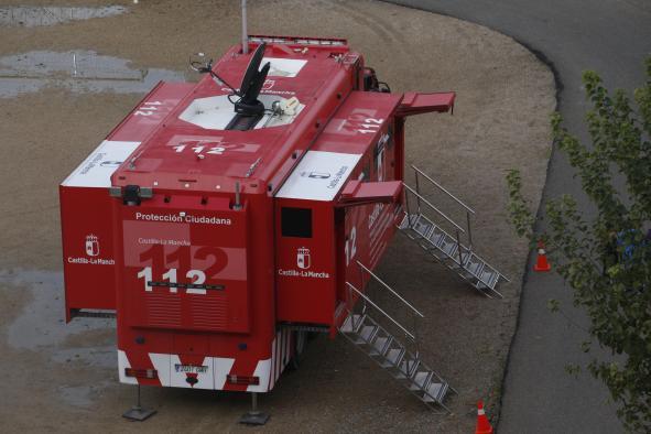 El Gobierno regional desactiva el Plan de Emergencia de Transporte de Mercancías Peligrosas en la provincia de Guadalajara