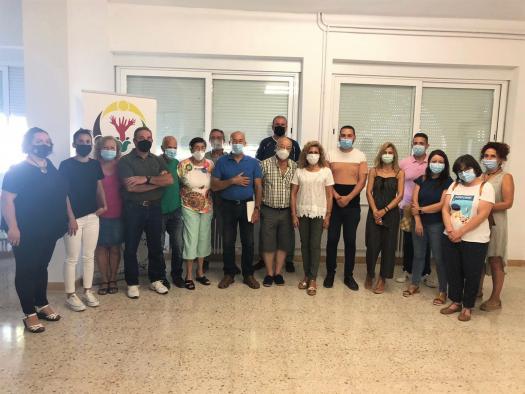 El Gobierno regional destina más de 1,1 millones de euros para proyectos de inclusión social del sistema público de servicios sociales en la provincia de Albacete