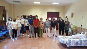 El Gobierno de Castilla-La Mancha facilita la formación y un contrato laboral durante seis meses a 8 mujeres desempleadas de El Torno