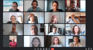 El Ayuntamiento participa en el encuentro virtual de las Lanzaderas Conecta Empleo de Toledo y Cuenca