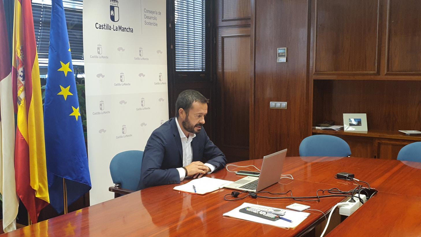 Castilla-La Mancha recibirá más de 96 millones de euros del Plan de Recuperación, Transformación y Resiliencia para impulsar actuaciones en materia de medio natural y biodiversidad