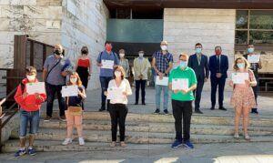 Eurocaja Rural ratifica su respaldo a la inserción laboral de personas con capacidades diferentes