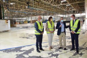 Las exportaciones en Castilla-La Mancha crecen a ritmo de récord y superan los 3.400 millones de euros en los cinco primeros meses de 2021