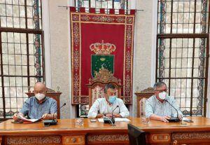 Hellín celebra su Junta Local de Seguridad para las fiestas patronales de las pedanías de Isso y Agramón