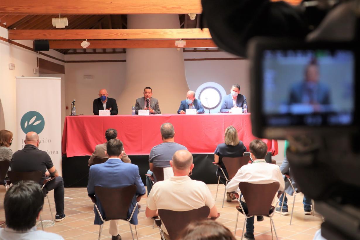 "Castilla-La Mancha impulsa ""capitalizar"" la estrategia ""de la granja a la mesa"" desde la Fundación Dieta Mediterránea"