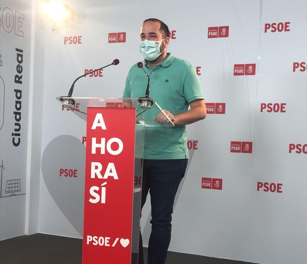 El PSOE demuestra con hechos la mejora de la provincia de Ciudad Real, como la prórroga de los abonos AVANT o el Plan de Digitalización para agricultores y ganaderos