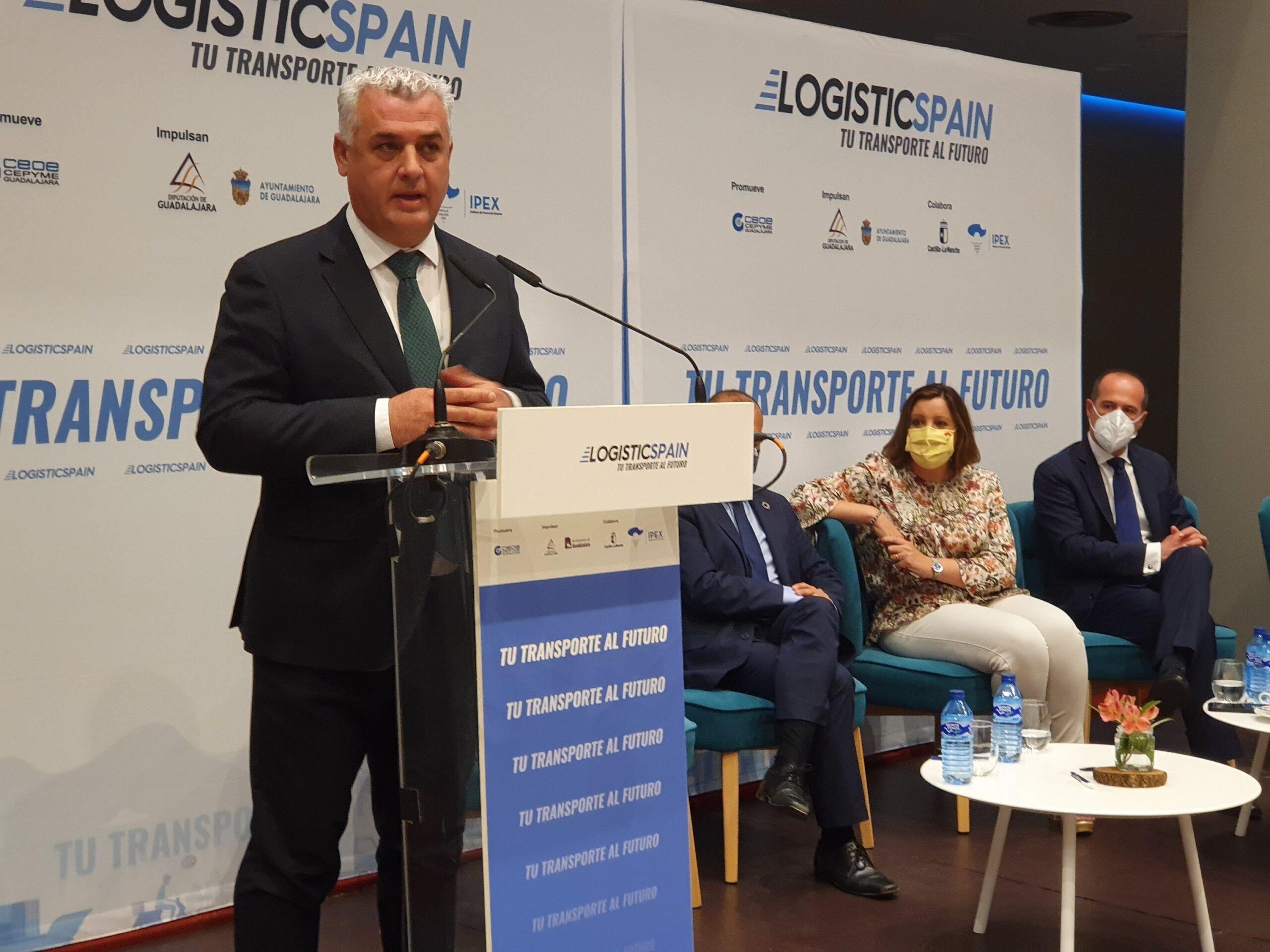 La Diputación destina 20.000 € a trabajos de preparación de la futura Feria Logística de Guadalajara