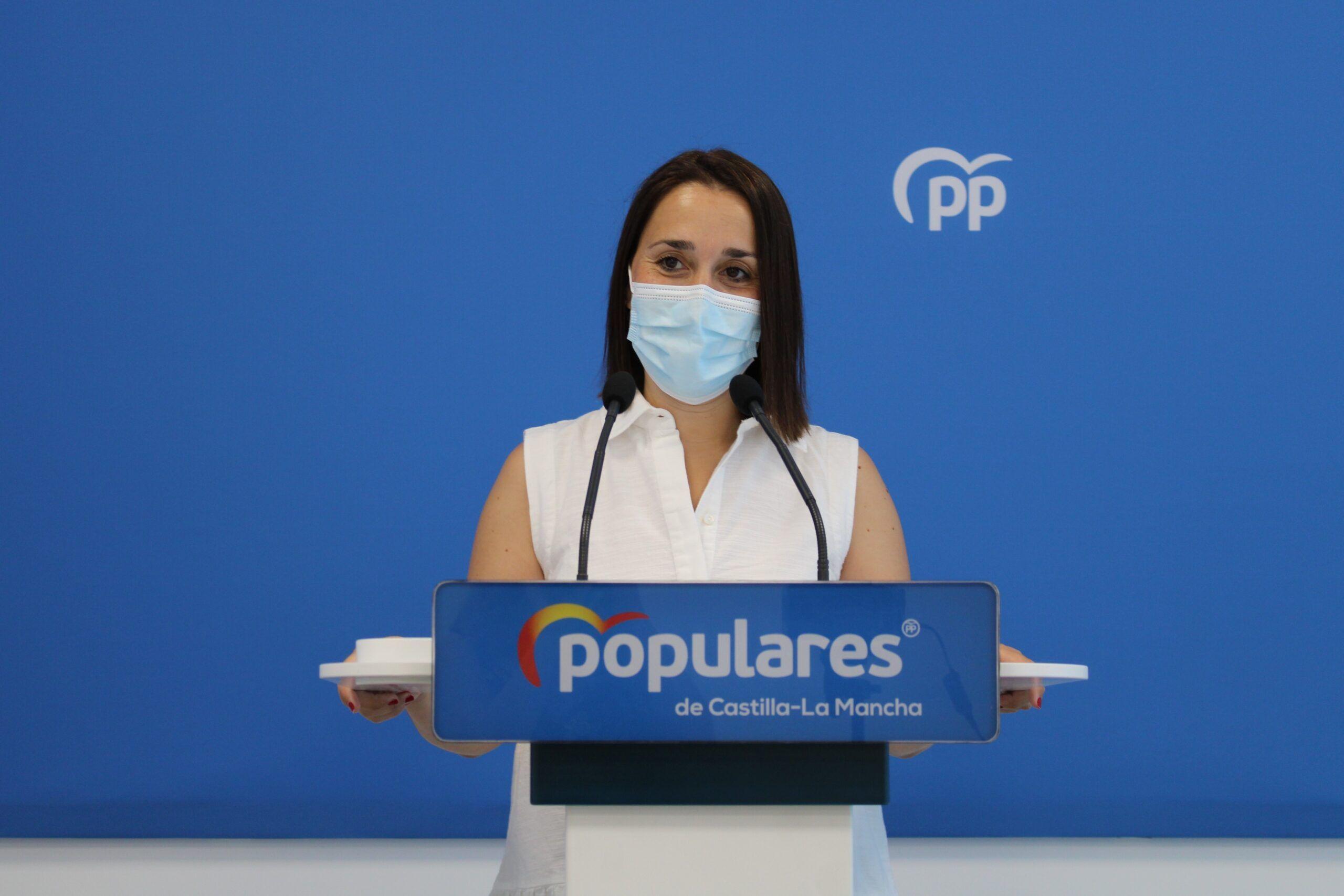 Alejandra Hernández denuncia el silencio de Page ante las informaciones de presunta corrupción en el PSOE
