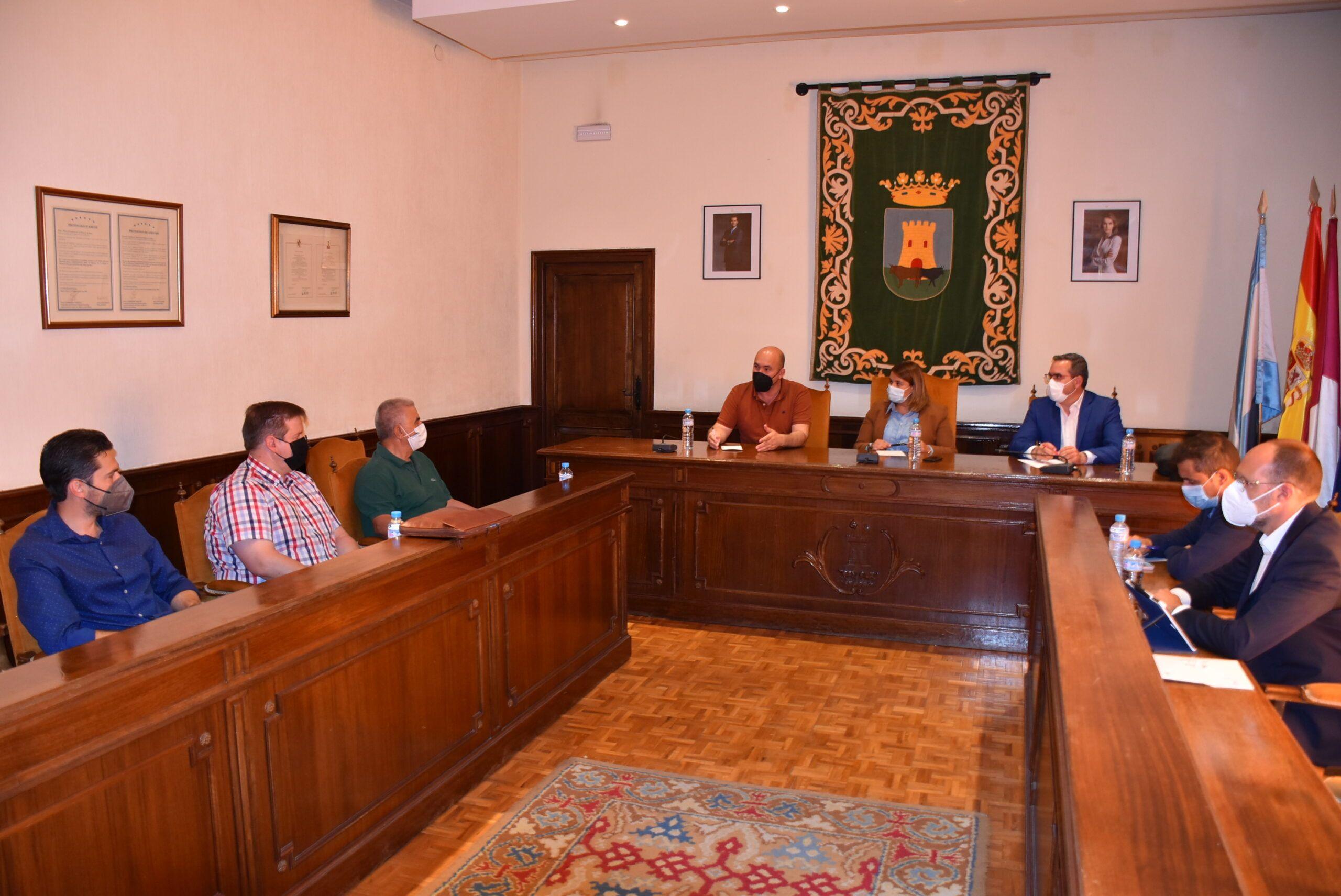 El Ayuntamiento trabaja con la JCCM, regantes y Plataformas para defender al Tajo y a la ciudad de forma conjunta en el borrador del plan hidrológico