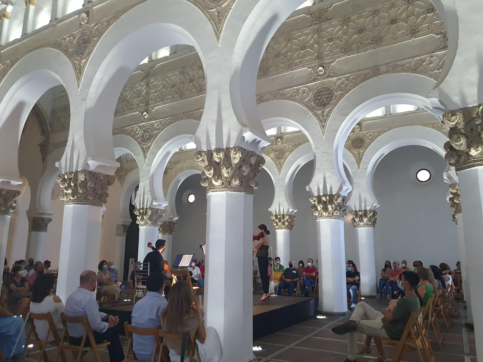 La Semana Sefardí y el primer concierto del Festival Músicas del Mundo potencian la actividad cultural y turística del fin de semana