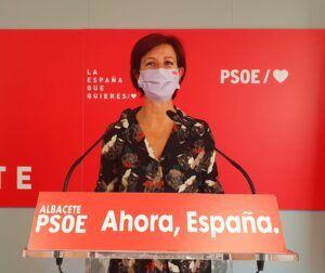 """El PSOE de Albacete lamenta que el PP de CLM """"huya del diálogo y del acuerdo"""" cuando se trata de impulsar el desarrollo de esta provincia para convertirla en nudo logístico intermodal"""