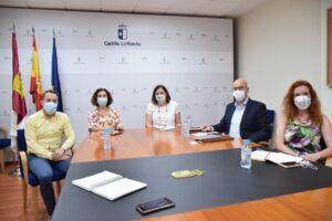 El Gobierno regional comparte con el Ayuntamiento de Miguelturra su interés para la promoción del suelo industrial y la atracción de proyectos