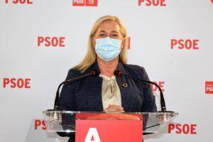 """Mínguez (PSOE): """"A lo mejor a Núñez le iría mejor si se desvinculara de esa etapa de Cospedal que es noticia cada día por casos de corrupción"""""""
