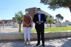Moreno pide a García-Page más medios y recursos para reducir la tendencia al alza en las listas de espera sanitarias