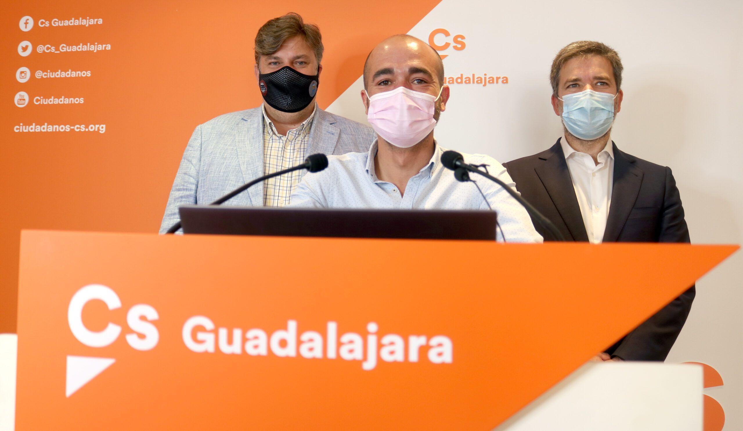 Cs Guadalajara señala que la rebaja del IVA de la luz de Sánchez es un