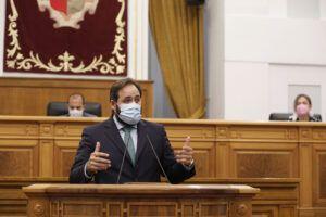 """Núñez a Page: """"Ha llegado el momento de decidir si está al lado de Garzón o al lado de los ganaderos castellano-manchegos"""""""