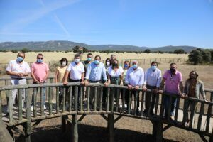 """Núñez apuesta por el mundo rural: """"Hay que fomentar la natalidad, generar empleo y defender el turismo, la ganadería y la agricultura de nuestros pueblos"""""""