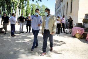 Núñez recuerda que frente al modelo de prohibición y cierre de Page el PP-CLM encabeza una alternativa de libertad al estilo de Díaz Ayuso en Madrid